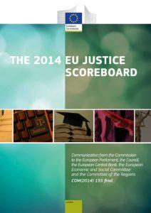 justice scoreboard 2014