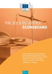 justice scoreboard 2015