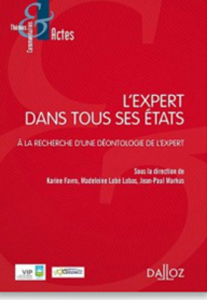 the code of ethics of the expert dalloz publication eeei experts institute eeei institut europeen de l expertise et de l expert