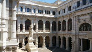 Rome Palais de justice